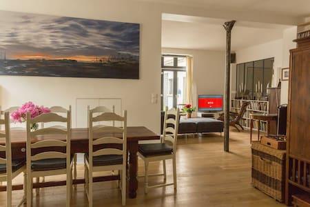 Spacious Family loft 130 m2 4BR/2BA - Paris - Loft