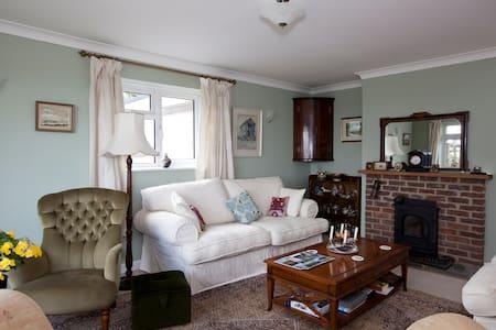 Double 10 mins from Tunbridge Wells - Crowborough - Rumah