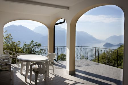 Como Lake Marvellous house-Menaggio - Plesio - Wohnung