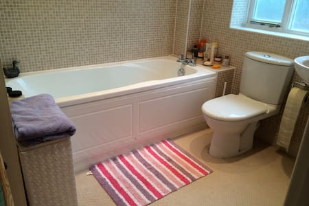 Double bedroom in Canton, Cardiff - Cardiff - Maison