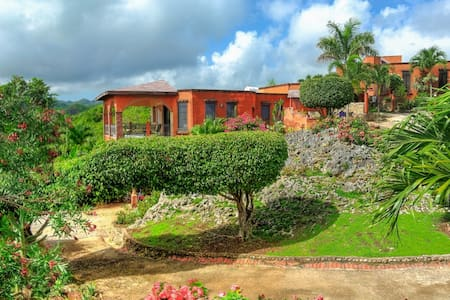 Monte Placido Home- Ocean view, pool, yoga. (L) - Las Terrenas - Villa