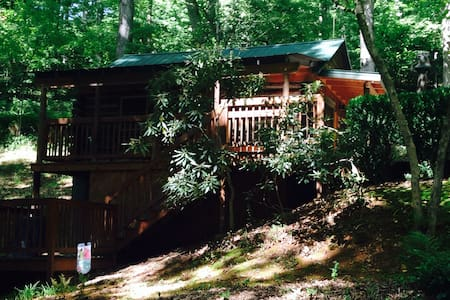 Rustic Cabin in peaceful setting - Franklin