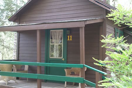 Cabin #11  For Two Guests - Kisház