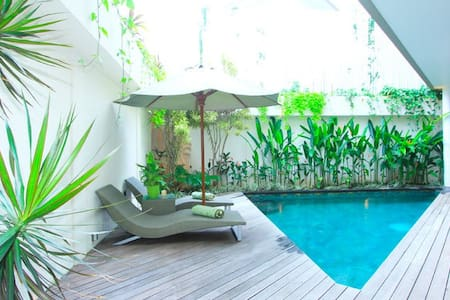 Bali Beach Pad - Heart of Seminyak