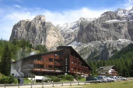 Monolocale sulle Alpi - Sëlva