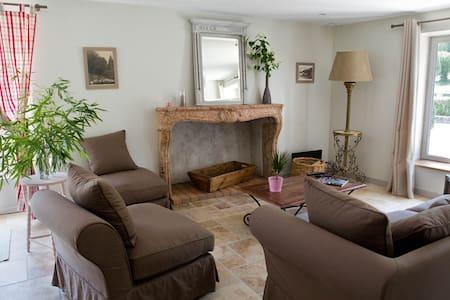 Le Petit Hâ - Bouilland - Huis