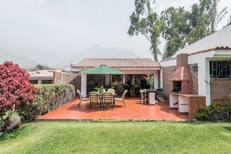 Condiminio en La Cantuta Chosica - Lurigancho-Chosica - Casa
