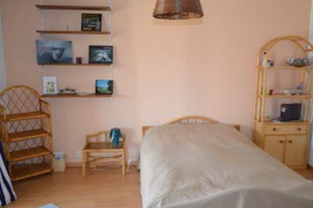 Chambre au calme - Clos du Doubs - Montenol - House