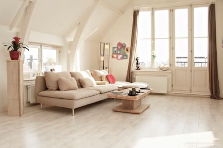 Romantic Loft - Heart of Amsterdam - Amsterdam - Loteng Studio