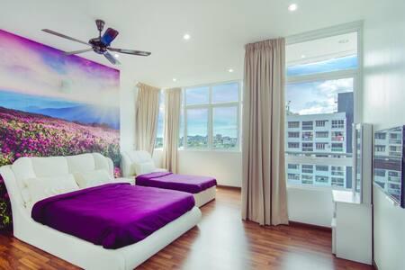H Residence Triple Room - Wohnung