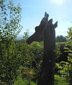 Chalet de la girafe - Ganze Etage