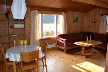 Cabin with a view! Central in Geilo - Stuga