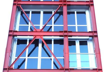 Modern Loft in Landmark Building