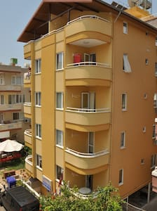 TWİN APART HOTEL - Alanya - Appartement