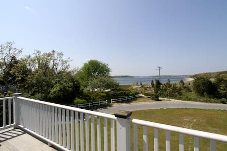 Oceanview Buzzards Bay Getaway - Haus