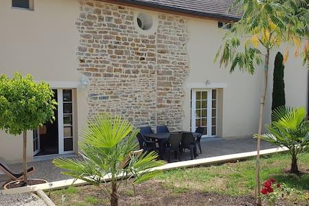 Grande maison de famille  au coeur du Jura - Mont-sous-Vaudrey - Apartmen