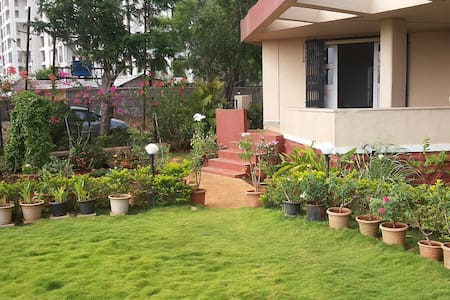 A Cosy Small Family Cottage - Lonavala - Haus