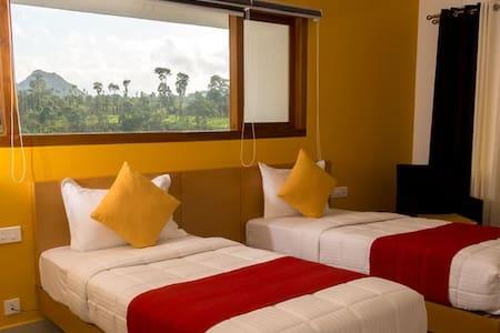 Four bedded luxury room in Wayanad - Ambalavayal