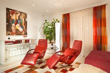 Apartment-Oberlaa - Viyana