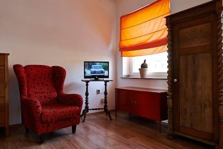 ruhig gelegene Wohnung im Grünen - Wohnung