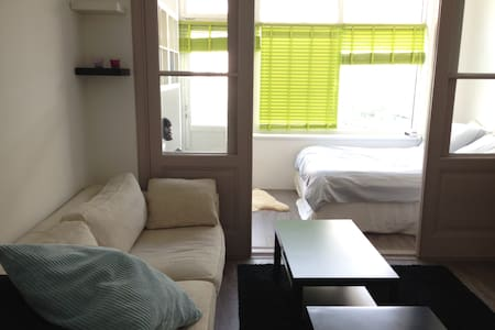 Spacious room perfect for long-stay