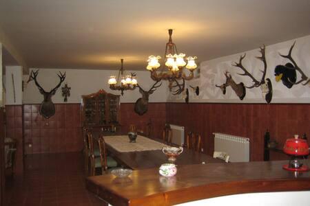 Descanso y tranquilidad en Casa Doña Julia - House