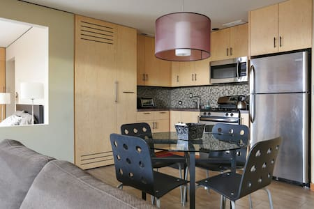 Modern Studio Apartment - South SF - Pis