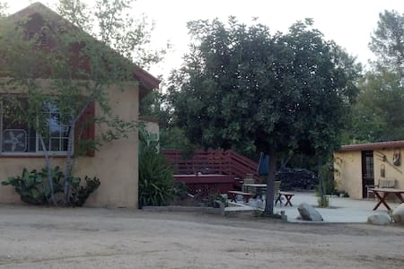 Charming home in horse country - Agua Dulce - House