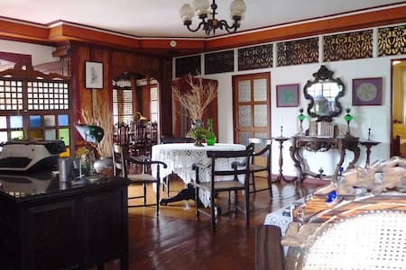 Genteel Living in historic Taal - Bed & Breakfast