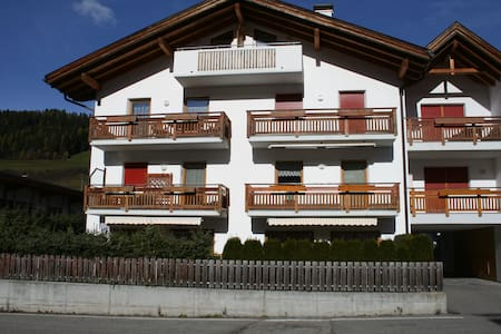 nice & sunny flat in the Dolomites - Monguelfo-Tesido - Apartment