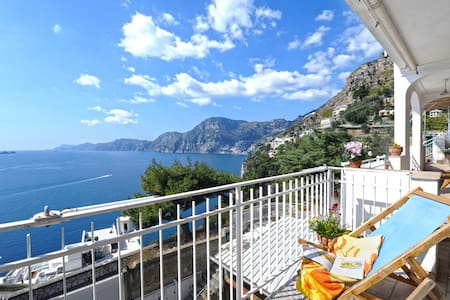 Apartment in Praiano, Amalfi Coast - Praiano