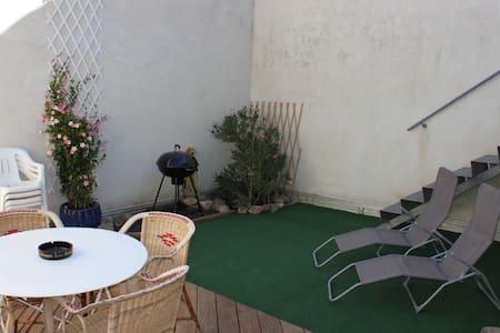 Gîte 2/4 places entre Avignon et St Rémy de Pce - Şehir evi