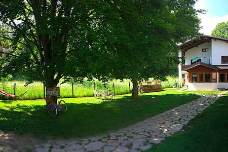 3 rooms +wifi +breakfast in Asiago! - Canove di Roana - Aamiaismajoitus