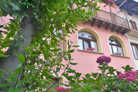B&B Balcone del Biellese nice room free wifi - Pettinengo