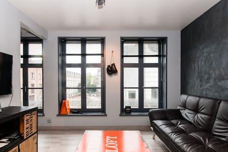 Petit nid new-yorkais à Lille - Lille - Apartment