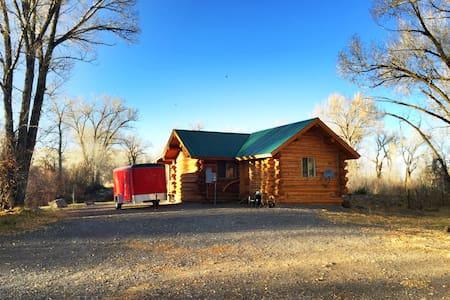 Private Cabin on the Conejos River  - Antonito - Cabin