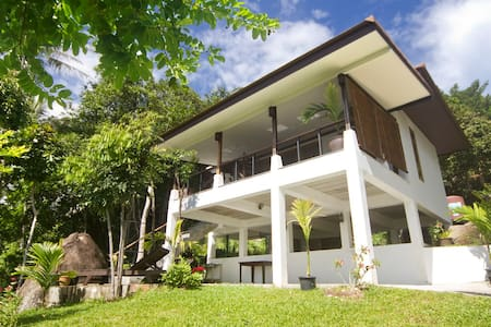 The Green Palm Beach Cottage - Ko Pha-ngan - Cabin