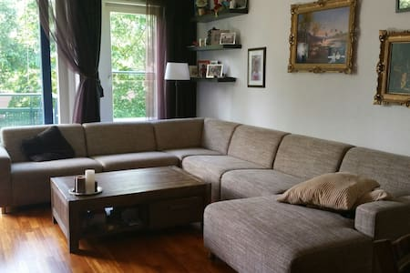 1 bedroom in cosy appartment - Amsterdam - Apartment