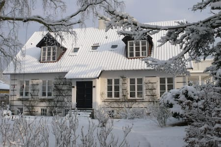 Large Copenhagen Villa with a View - Lyngby