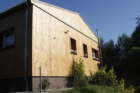 Beautiful single room - forest view - Neuendorf am See - Bed & Breakfast