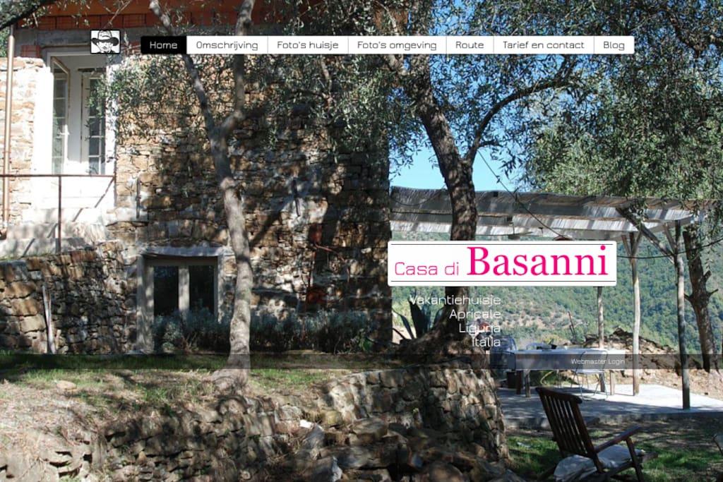 @ Casadibasanni: holiday in ITALY
