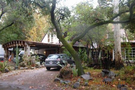 Quaint four bedroom home in rural Orange County - Silverado - Ház