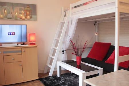 STUDIO CENTRE VILLE DE CANNES CALME - Apartment