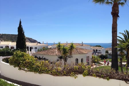 Praia da Luz, Large Apt | Sea View | Pools | Beach - Luz