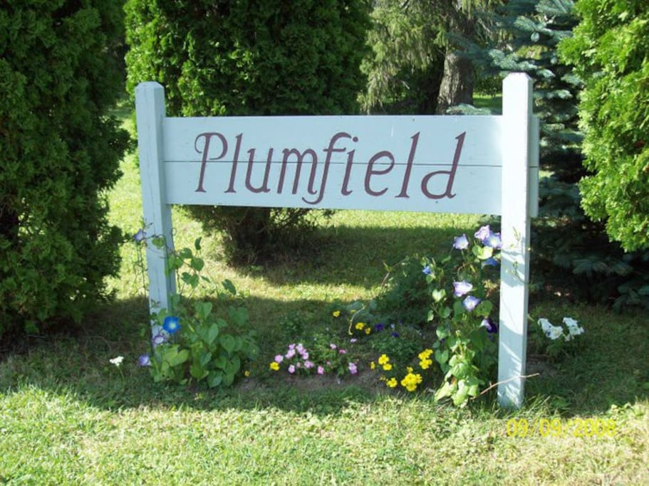 Welcome to Plumfield!