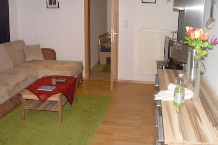 Granny flat in the horse area - Appartement