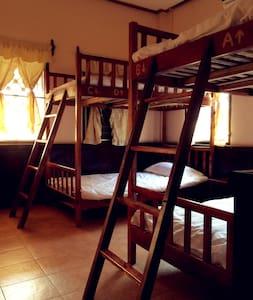 Matata Garden GH's Youth Hostel 2 - Dormitorio