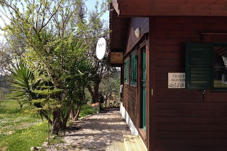 Chalet Oliveira ( max 5 persons)  inc Wifi & DVD - Chalé