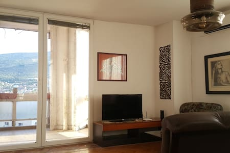 Bright Downtown Apartment - Apartmen