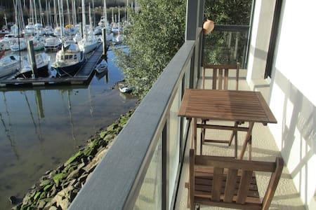 Entre St Malo, Dinard  & Dinan - Apartment